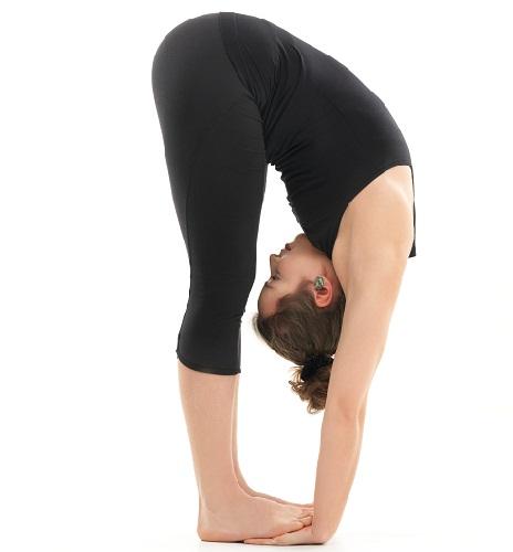 Ways To Grow Taller Naturally - Toe Touching Exercises