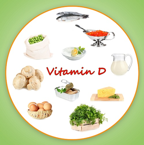 Ways To Grow Taller Naturally - Vitamin D