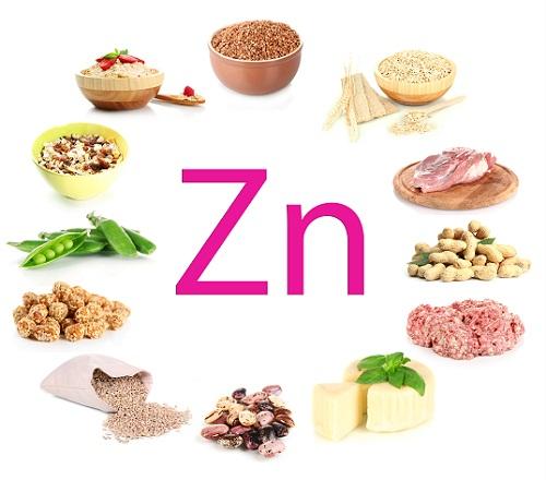 Ways To Grow Taller Naturally - Zinc