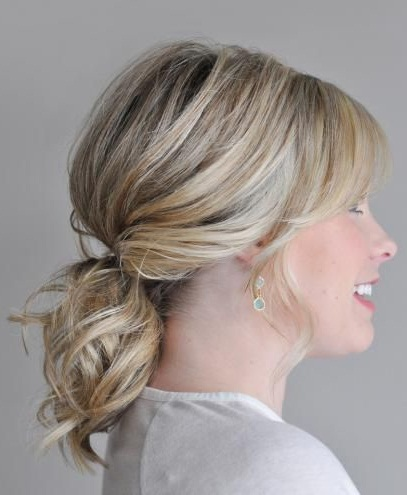 different hair pony style 30 different ponytail hairstyles styles at 5225