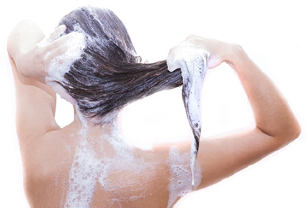 deep shampoo to get long hair