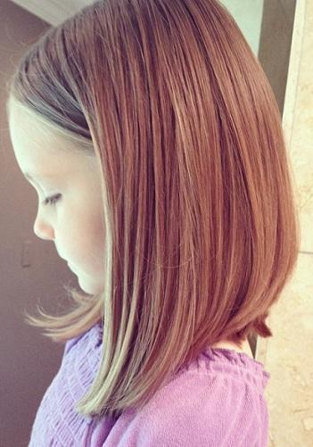 Cool 9 Best Bob Haircuts For Kids Styles At Life Short Hairstyles Gunalazisus