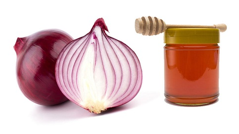onion and honey