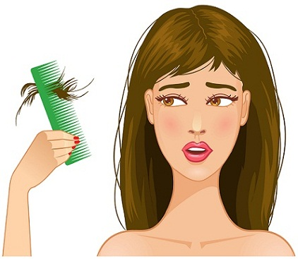 Natural Home Remedies For Hair Fall