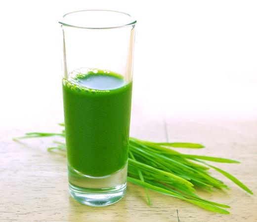 wheatgrass juice fr gs