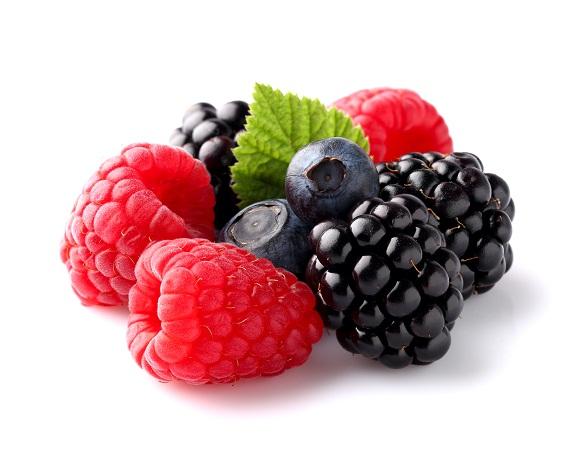 Pregnancy Eating Food Berries