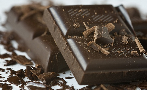 Healthy Foods for Kids-Dark chocolate