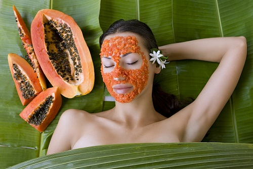 Homemade Face Packs and Masks - Papaya and Honey