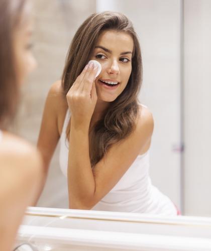 Always Remove your Makeup