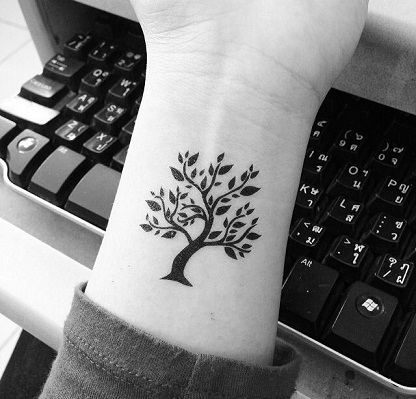 Best Small Tattoo Designs and Meanings 35