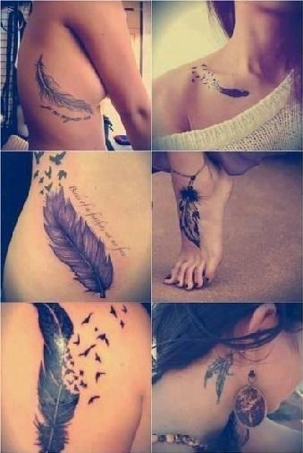 small bird tattoos for women