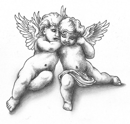 Cupid angel love
