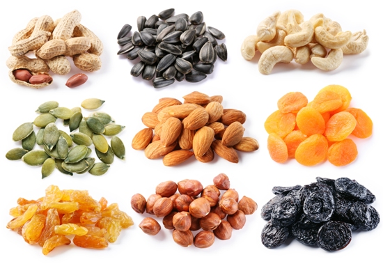Dried fruits 3