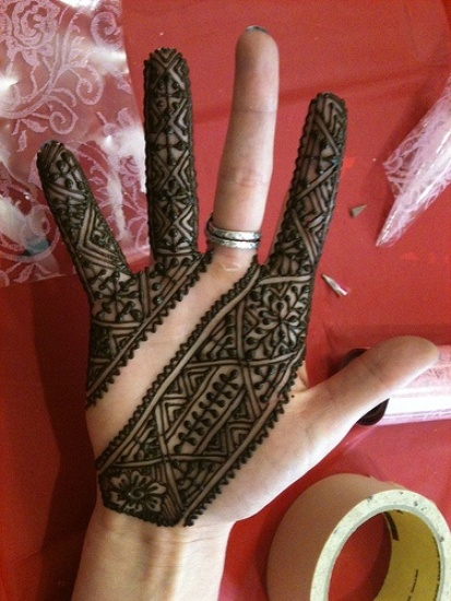 9 Best Engagement Mehndi Designs With Images  Styles At Life