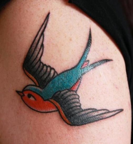 Swallow tattoo designs