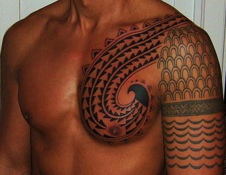 Tribal Tattoo Designs 35