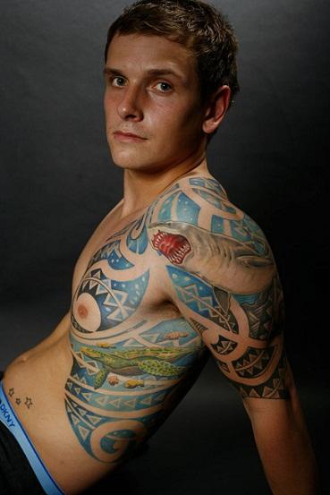 Tribal Tattoo Designs 45
