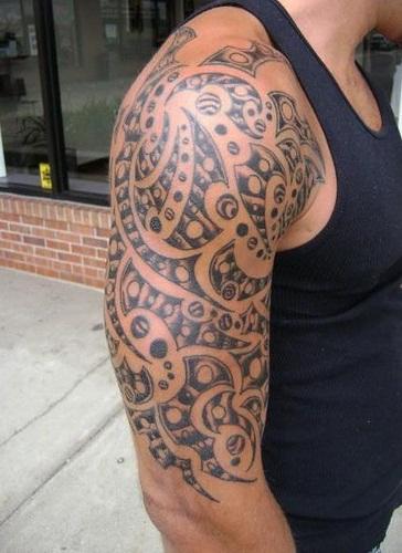 Tribal Tattoo Designs 50