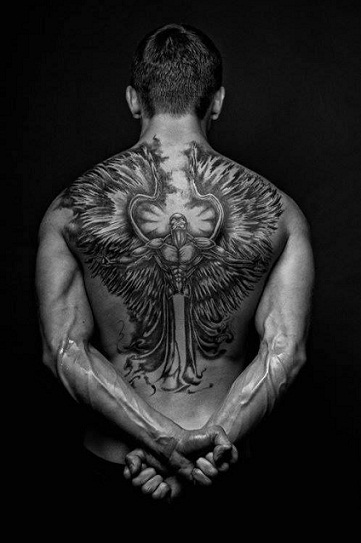 Tribal Tattoo for the Hunk 37