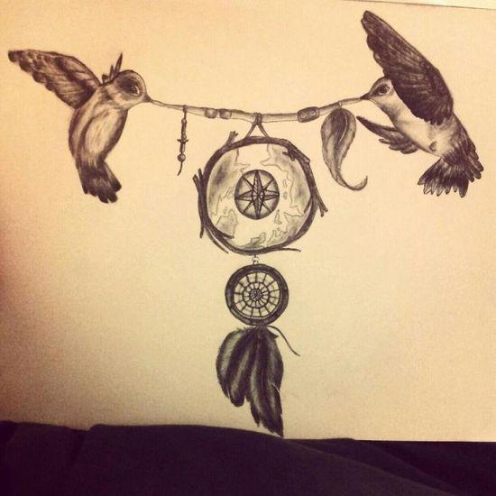 dream catcher swallow