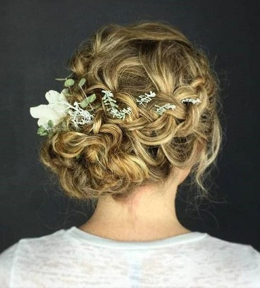 Beautiful Updo Hairstyles 16