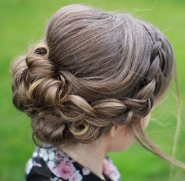Beautiful Updo Hairstyles 24