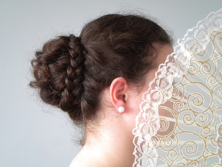 Beautiful Updo Hairstyles 25
