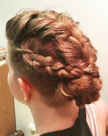 Beautiful Updo Hairstyles 29