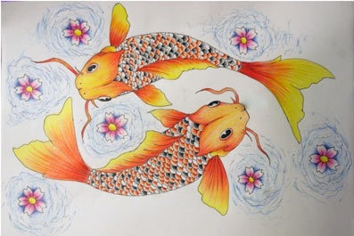 14 Best Koi Fish Tattoo Designs With Meanings Styles At Life