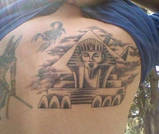Egyptian tattoo designs 13