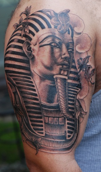 Egyptian tattoo designs 4