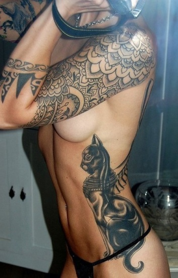 Egyptian tattoo designs 8