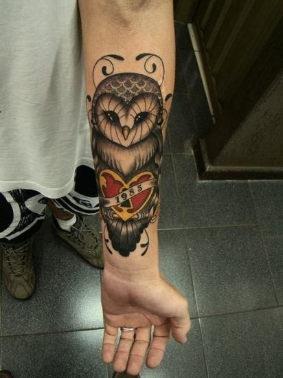 Forearm tattoos6