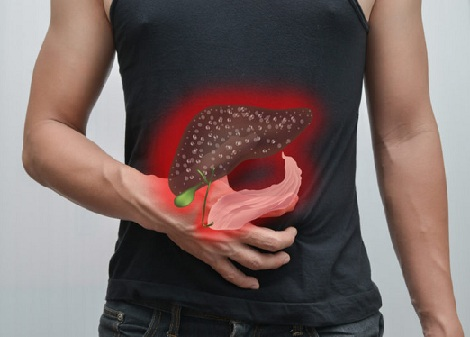 gastric problems reasons for fatty liver