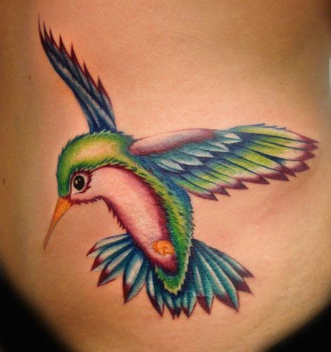 Top 15 hummingbird tattoo designs and meanings styles at life hummingbird tattoo 10 urmus Gallery