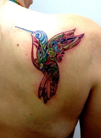 Hummingbird tattoos 2
