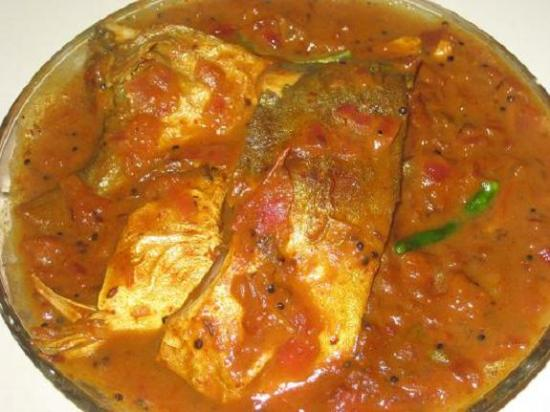 fish cooking recipes - indian fish curry