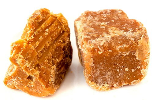 jaggery to help for cold and cough