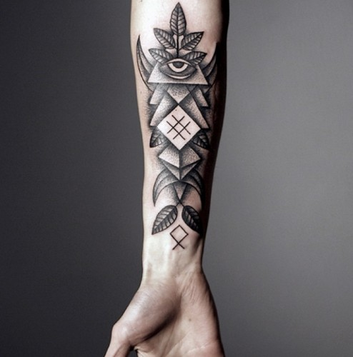 15 Awesome Forearm Tattoo Designs & Ideas For Men And Women