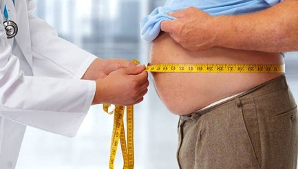 symptoms of fatty liver obesity