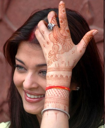 bollywood mehndi designs