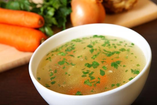 Chicken soup (2)