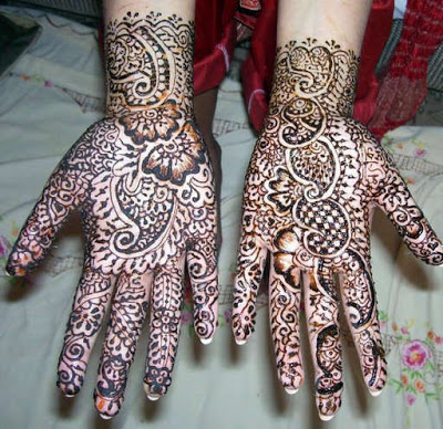 bollywood mehandi 8