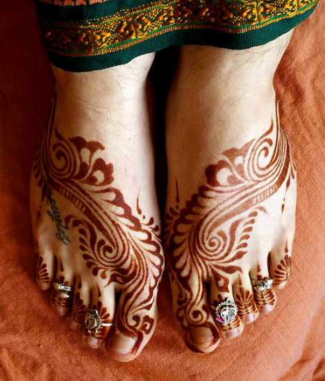 bollywood mehandi 9