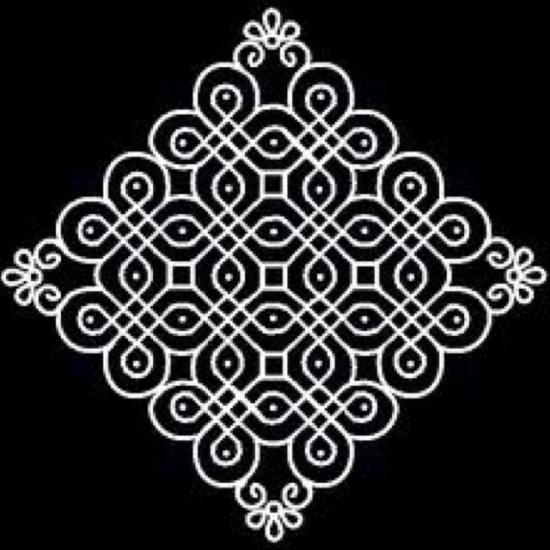 rangoli kolam designs and patterns