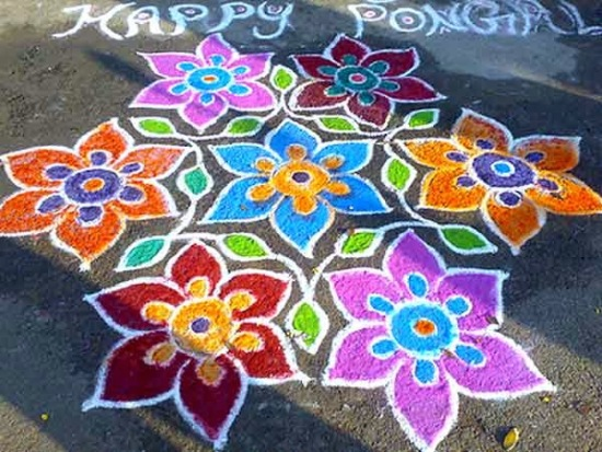 Best Kolam Rangoli Designs 5