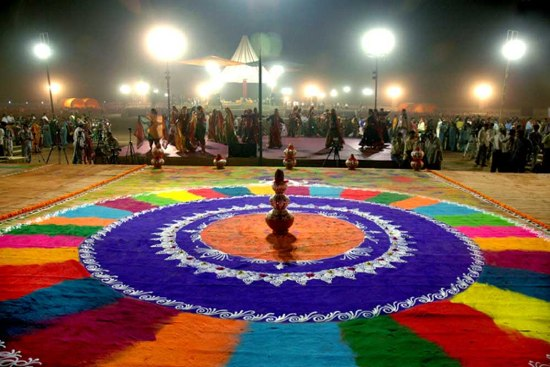 gujarati festivals - Bhavnath Mahadev Fair