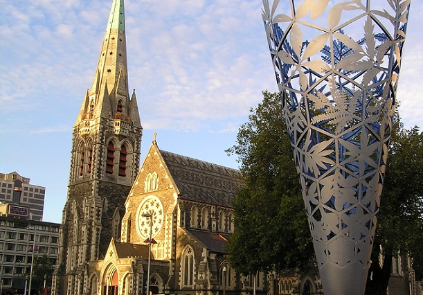 Christchurch_New Zealand Tourist Places