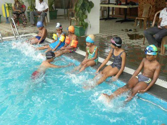 Fire Flys summer camps Bangalore