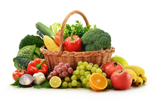 Food Supplements For Weight Gain - Fruits and Vegetables